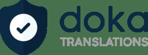 Doka Translations logo