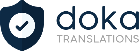Doka Translations logo