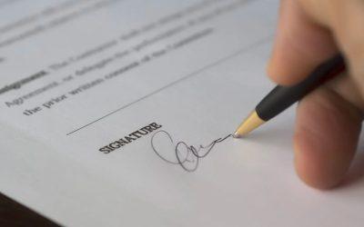 La traduction assermentée de documents d'entreprise
